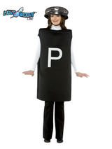 Adult's Pepper Pot Costume