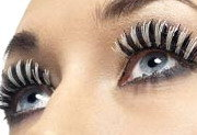 Eyelashes and Nails