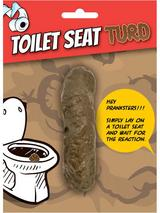 View Item Fake Poo Toilet Seat Turd Plastic Prank Joke Novelty Gift Secret Santa Funny