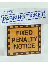View Item 1 x Fake Parking Ticket Good Fun Joke Penalty Charge Notice Fine Prank Novelty