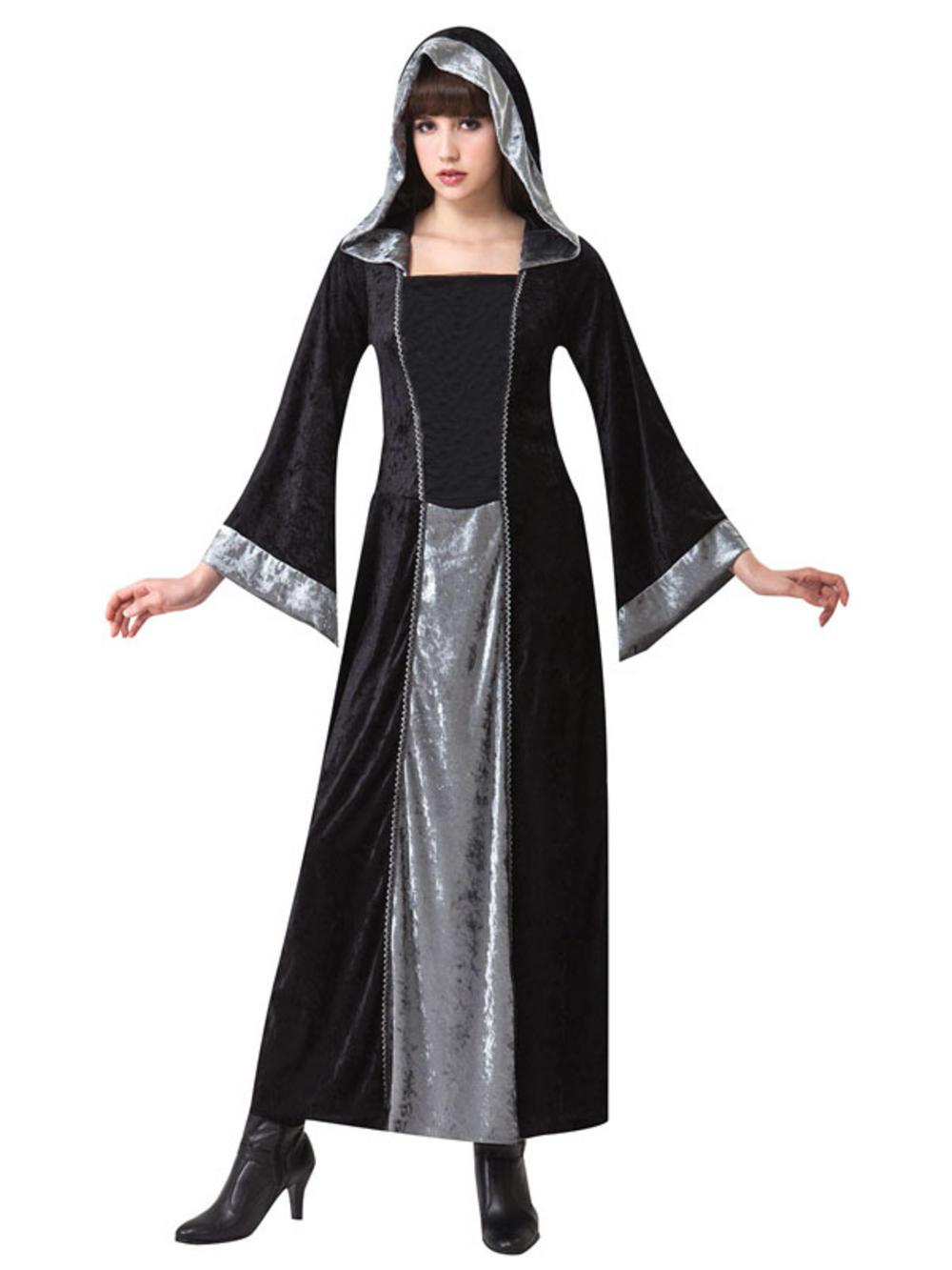 Black dress kisschasy lyrics - Ladies Black Cape Fancy Dress