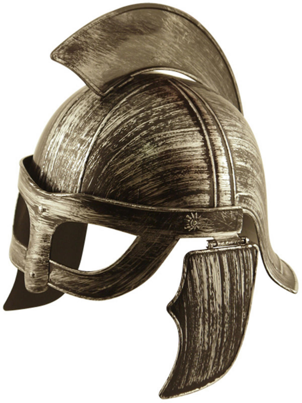 warrior roman spartan barbarian viking gladiator helmet fancy