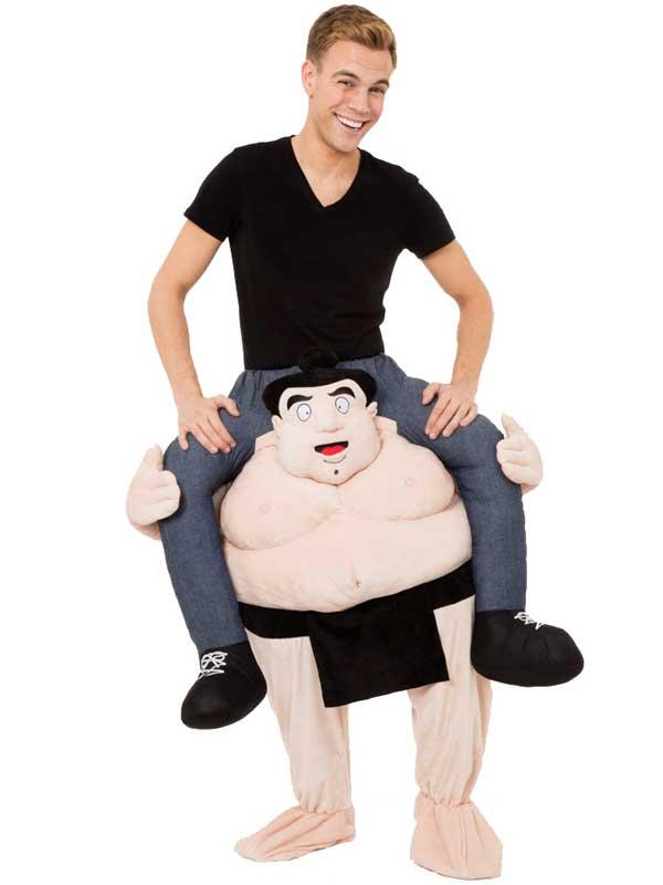 Sumo wrestling halloween costumes
