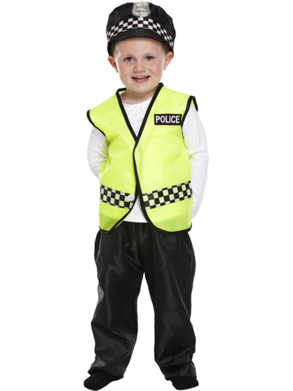 child new york cop new party fancy dress nypd police boy costume