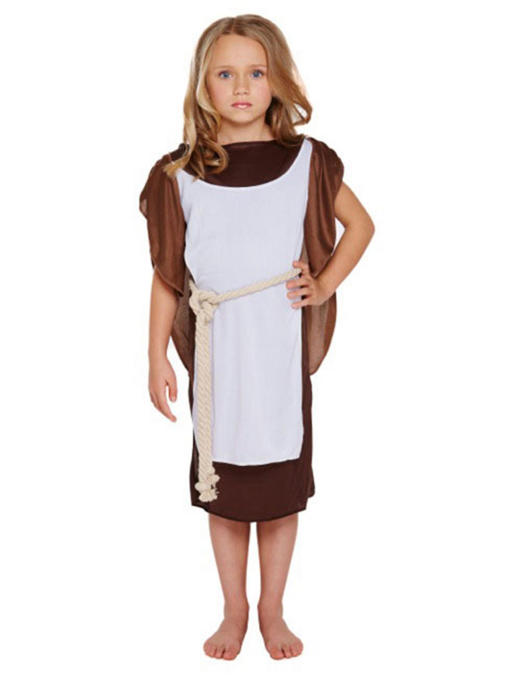 Girls Viking Fancy Dress Costume Child Saxon Warrior Outfit Historical Book Week Buy Online