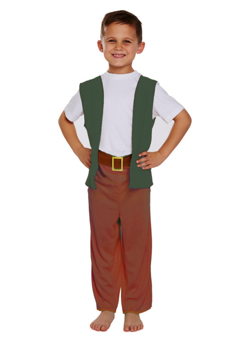 Bfg Kids Costume