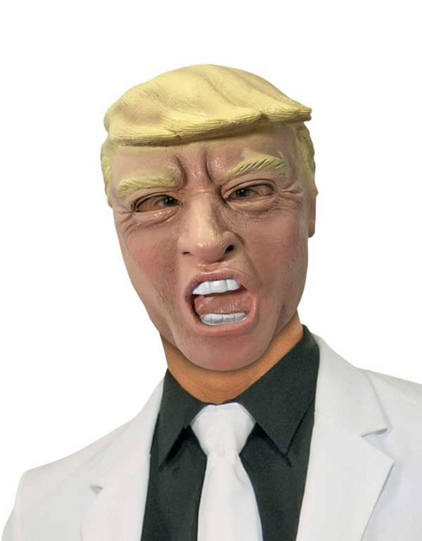President Donald Trump Latex Mask Overhead Republican The ...