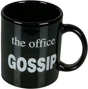 The office gossip mug funny novelty tea coffee cup buy online - Funny office coffee mugs ...
