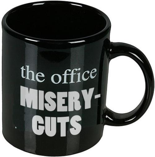 The Office Misery Guts Mug Funny Novelty Tea Coffee Cup