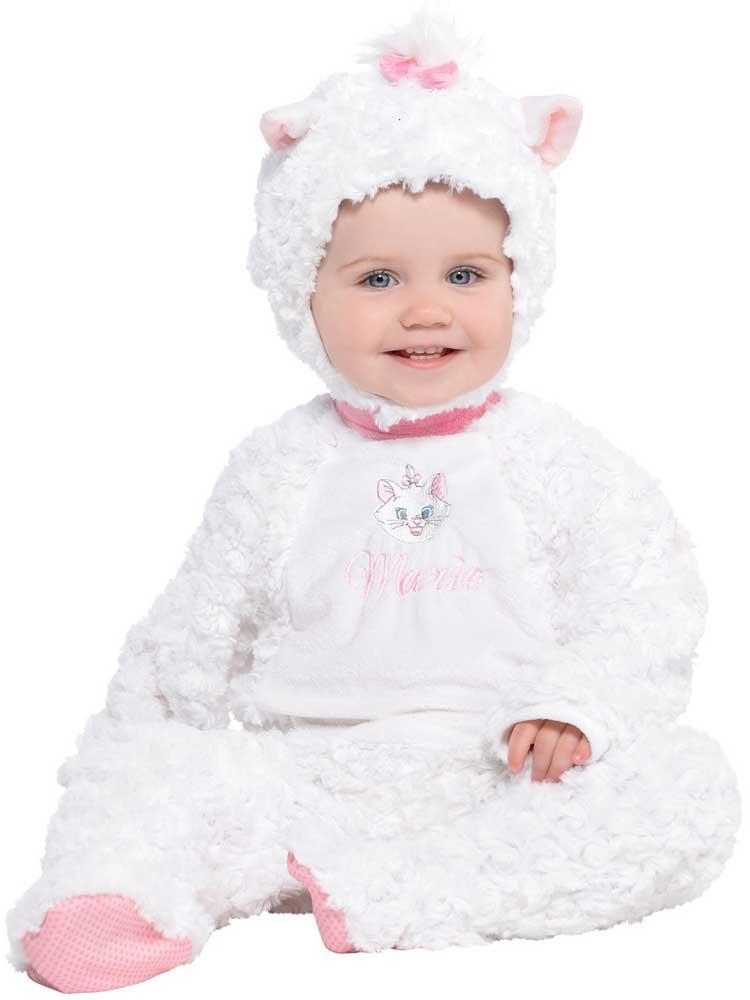 Hood Fancy Dress Costume Girls Boys Child Toddler Disney Plush Romper Suits