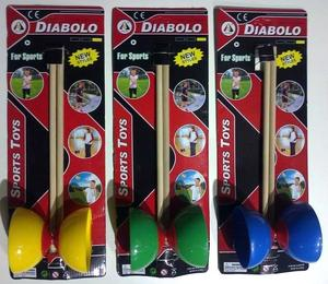 Diabolo Chinese Yo-Yo Party World Sports Toy (1 only)