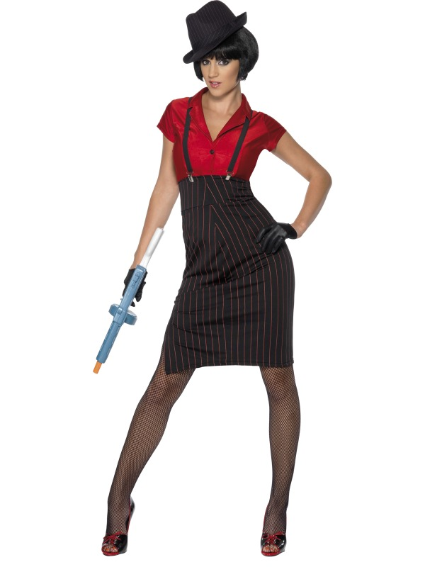 adult 1920s lady gangster chicago moll fancy dress