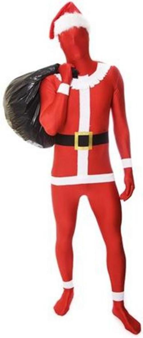 Item details adult santa claus morphsuit costume xxl