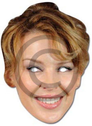 Kylie Minogue Face
