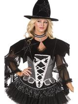 Adult Ladies Spider web Cape
