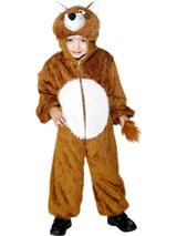 View Item Child Age 7-9 Years Fantastic Fox Animal Fancy Dress Costume Kids Boys Male