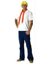 Scooby Doo Fred Men's Costume