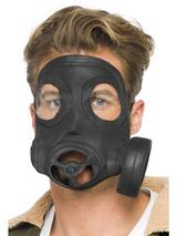 Adult Rubber Gas Mask