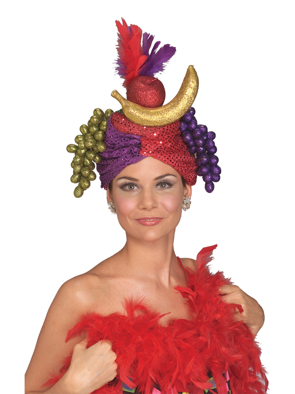 Fruit Headdress