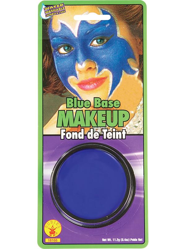 Base Make-up - Assorted Colours. Blue