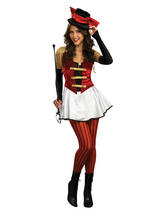 Ladies Ringmistress Costume