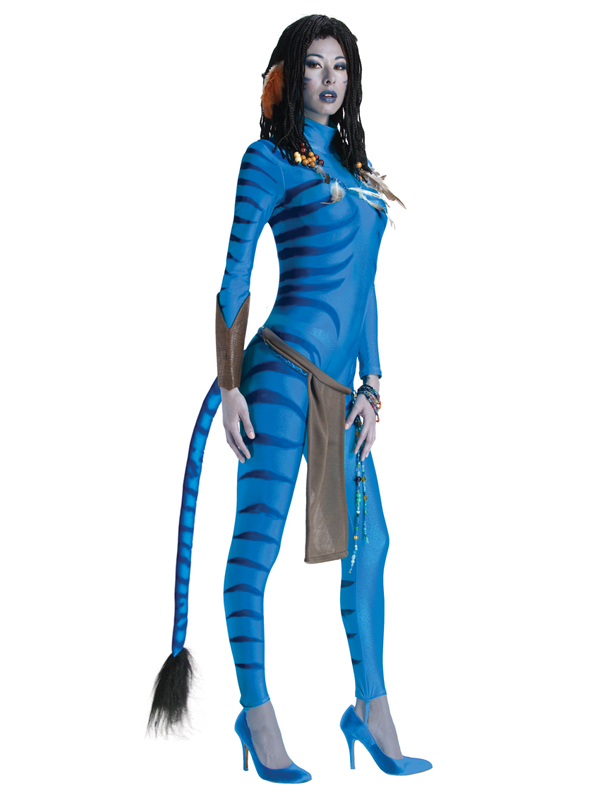 Adult Neytiri Avatar Party Outfit New Fancy Dress Fantasy Costume ...