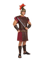 View Item Adult Roman Body Armour Fancy Dress Costume (Standard)