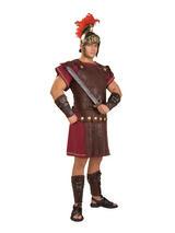 View Item Adult Roman Body Armour Fancy Dress Costume (Standard)