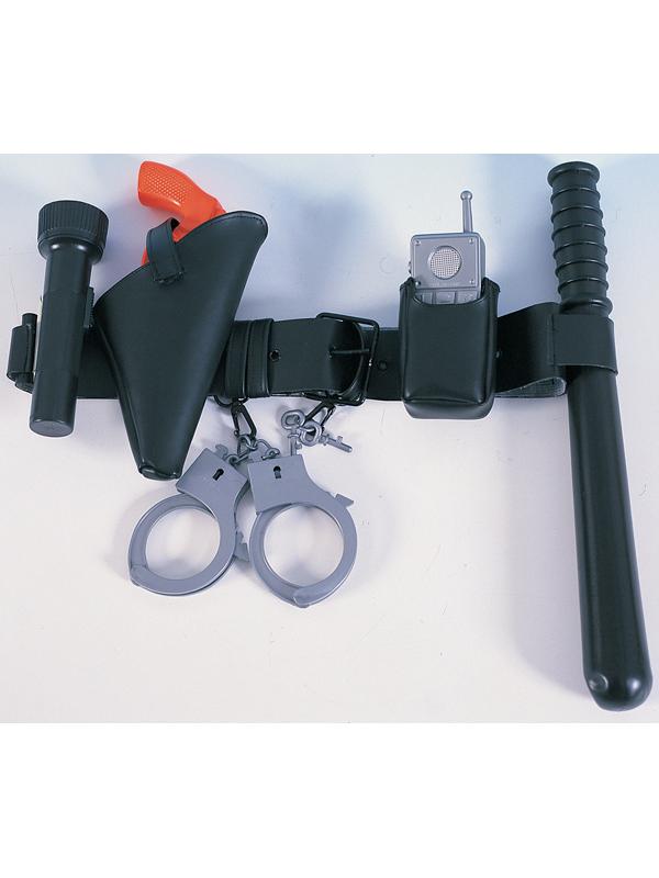 Boy's Policeman Utility Set