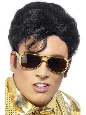 Adult Elvis Shades Fancy Dress Costume Accessory