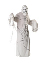 Men's Scary Ghoul And Chains Costume