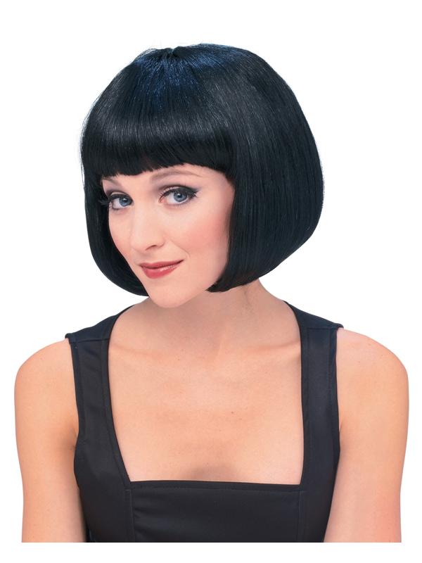 Black Supermodel Wig