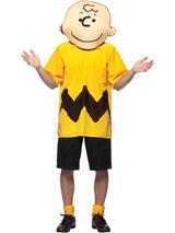Adult's Snoopy Charlie Brown Costume (Large)