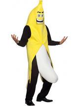 Adult's Flashing Banana Costume