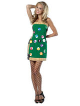 Adult's Pool Table Ladies Dress