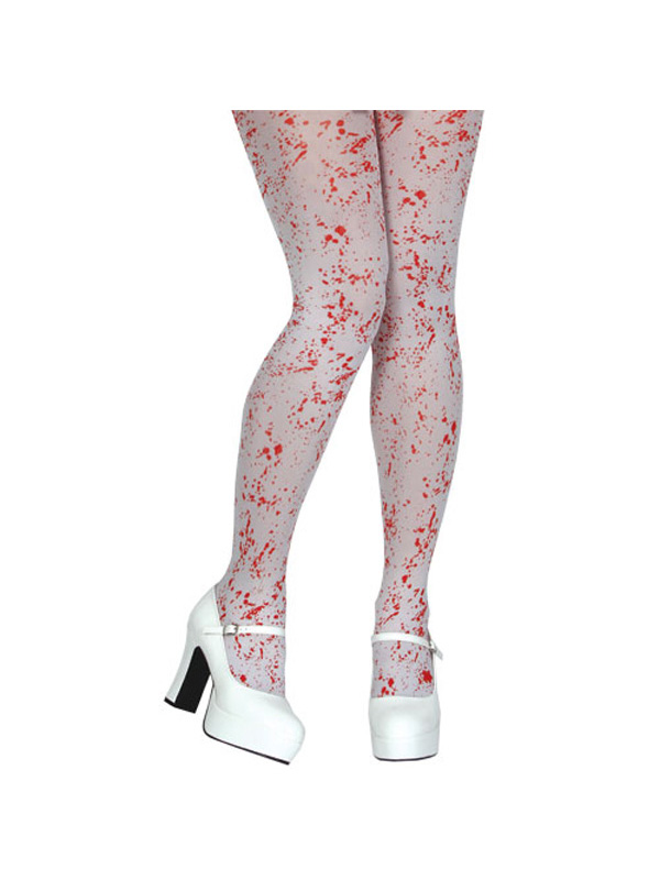 Blood Spattered Tights