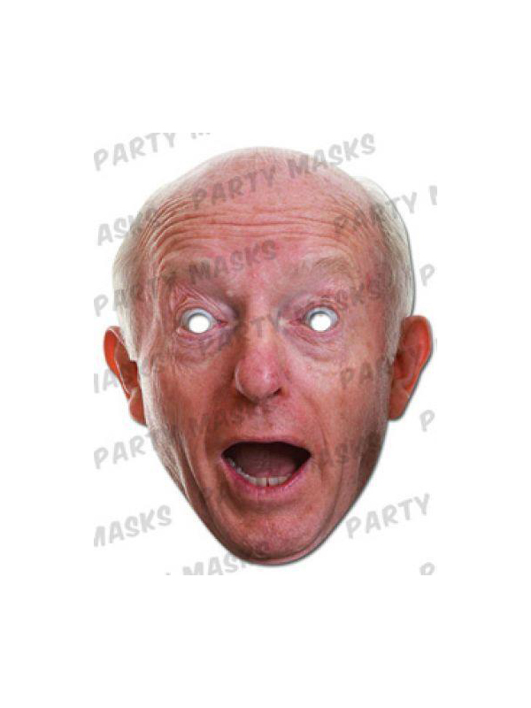 Paul Daniels (Magician & Game Show Host) Celebrity Fancy Dress Face Mask