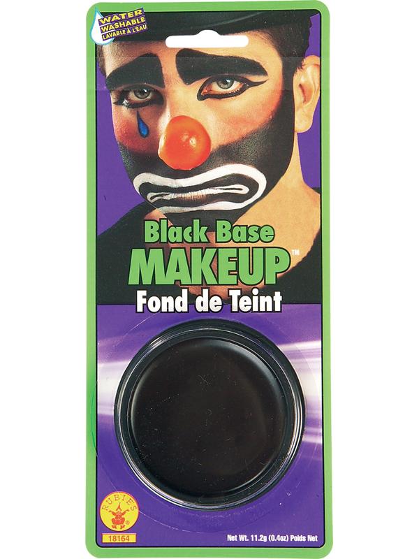 Base Make-up - Assorted Colours. Black