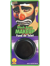 Base Make-up - Assorted Colours. Black