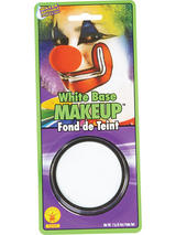Base Make-up - Assorted Colours. White