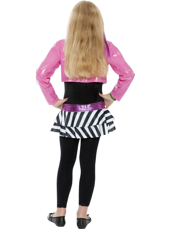 Unique Grunge Spirit Rock Star Nirvana Fan Girl Fancy Dress Up Halloween