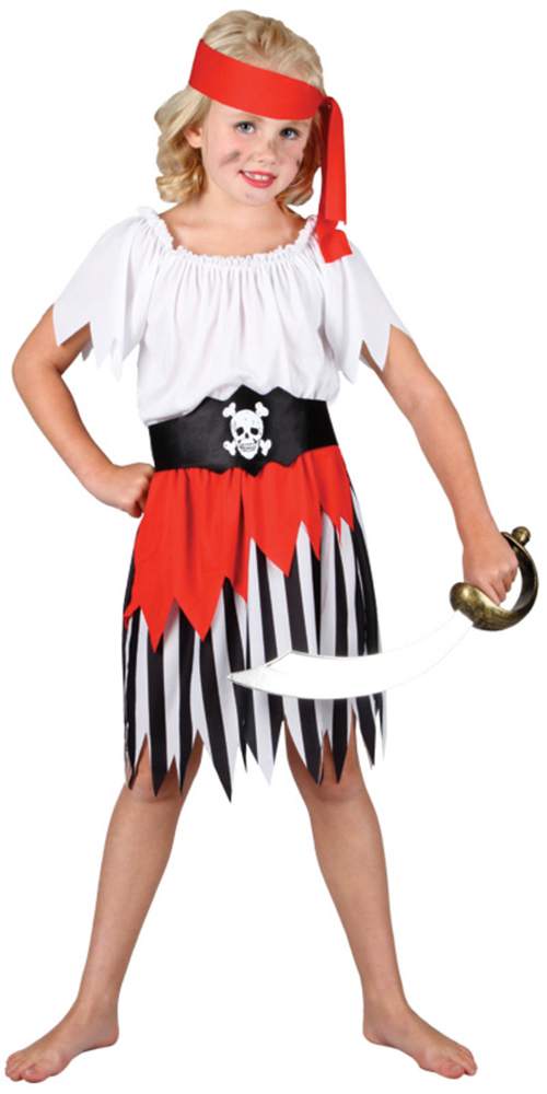 Age-High-Seas-Pirate-Girl-Fancy-Dress-Costume-Caribbean-Child-Kids-Girls-BN