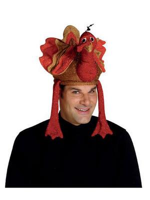 Item Details Adult Turkey Hat Fancy