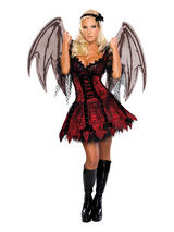 Fairy Vampiress Sexy Costume