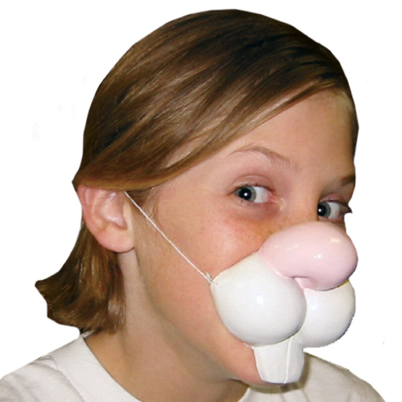 Rabbit Child's Mask