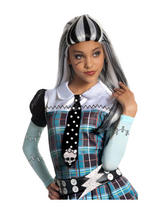 Girl's Monster High Frankie Stein Wig