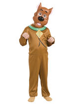 View Item Child Ages 3-6 Years Licensed Scooby Doo Set Fancy Dress Costume Kids Boys Male