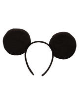 View Item Child Micky Mouse Clubhouse Headband LICENSED Fancy Dress Felt Disney Accessory