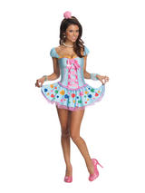 Ladies Sweetheart Costume
