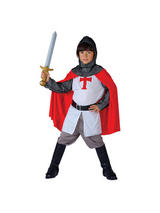 Boy's Richard III Medieval Knight Costume
